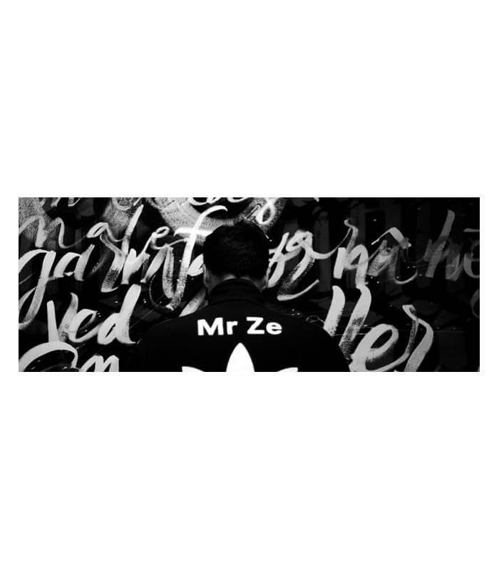 Taller de Caligrafía Gestual - Mr. Zé