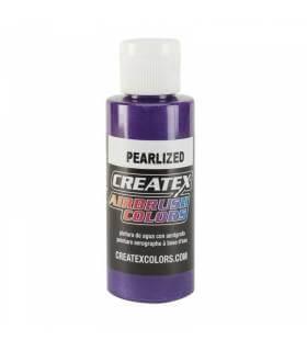Colores perlados base agua 60 ml. Createx