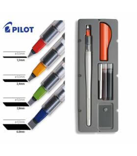 pilot-parallel-1.5-mm.-rojo