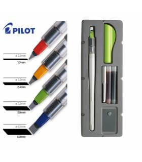 pilot-parallel-3.8-mm.-verde