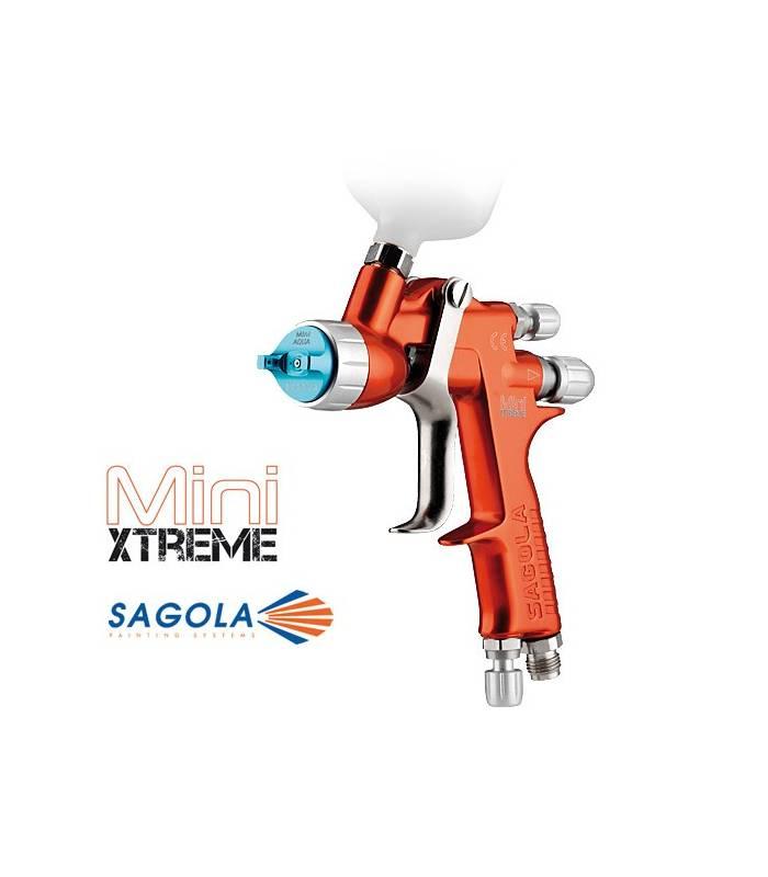 Pistola Sagola Mini Xtreme Aqua (1.2 MM)