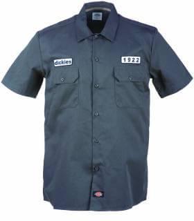 Camisa Dickies Emory Charcoal