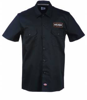 Camisa Dickies Riner Negro