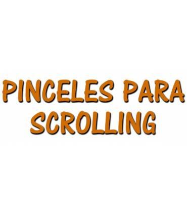 Pinceles de Scrolling