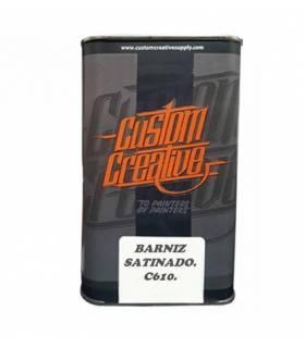 Barniz Satinado H610 1 L. Custom Creative