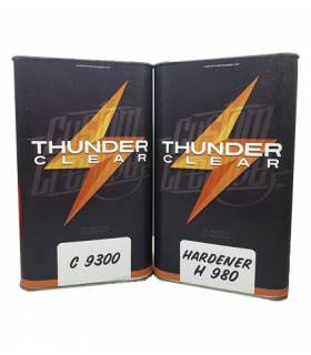 Kit Barniz Rápido Thunder C9300 (2 L.) Custom Creative
