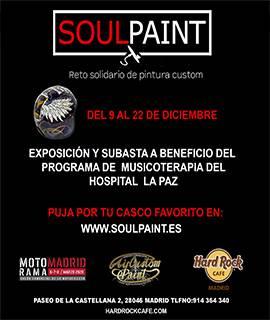 Subasta Soul Paint 2019
